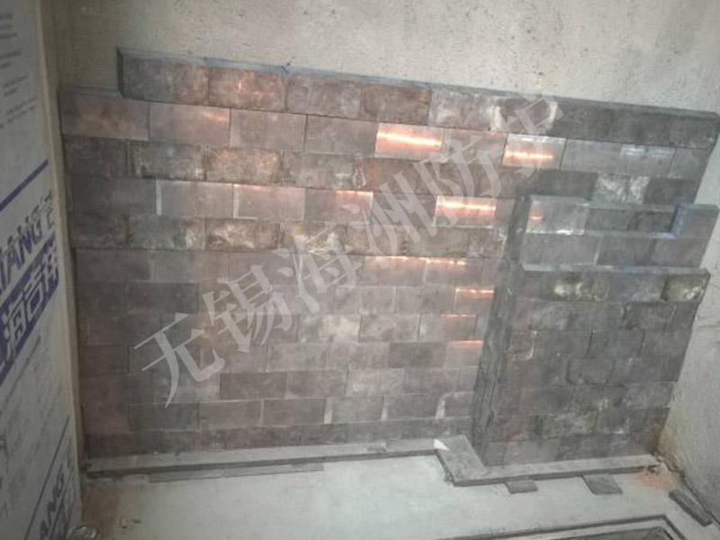 带公母契口铅砖的相关标准有哪些?