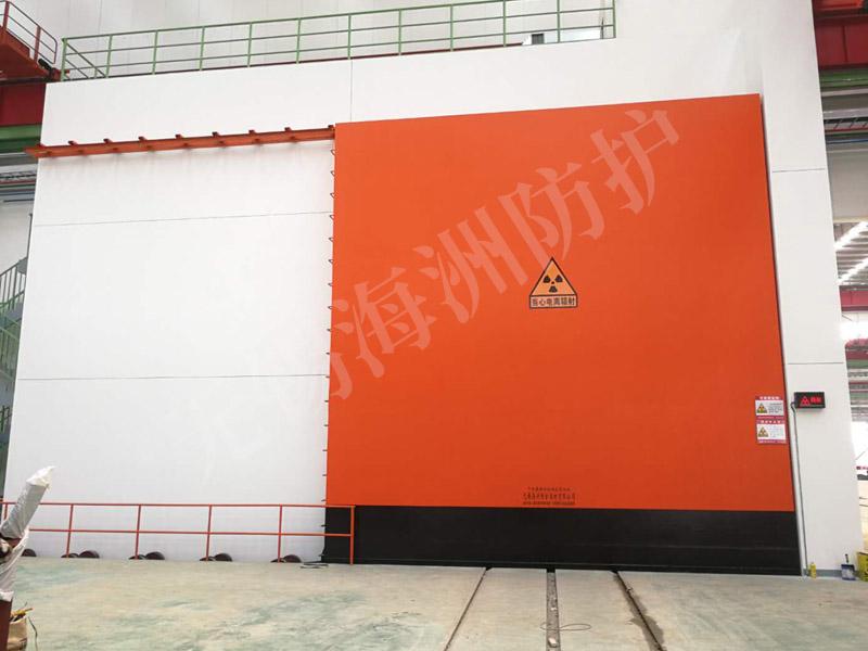 放射性混凝土防护门