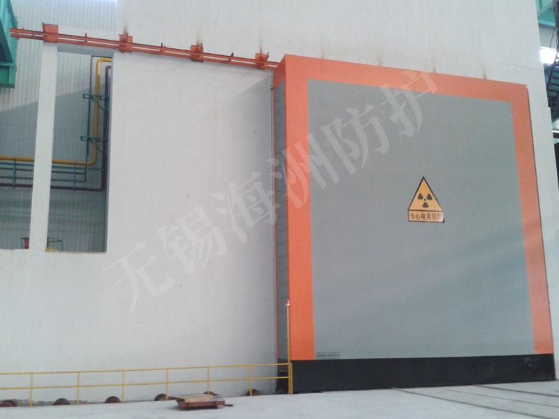 混凝土防护铅门